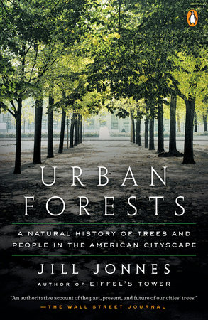 Urban Forests Book Cover