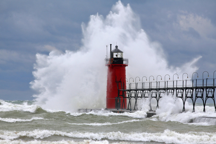 Grand Haven, MI  (Photo credit mlive.org)